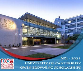 University of Canterbury-owen browing